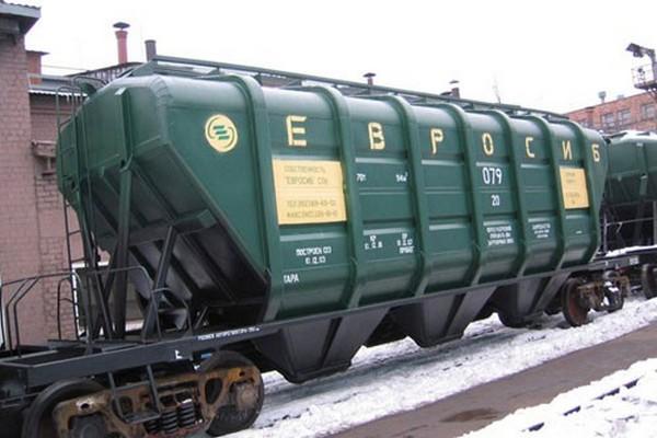 Транспортные железнодорожные перевозки